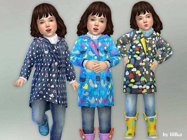 Toddler Winter Clothing by lillka