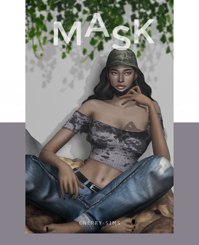 MASK by cherry-sims