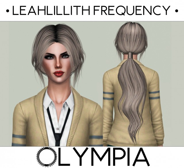 LeahLillith Frequency by OLYMPIA