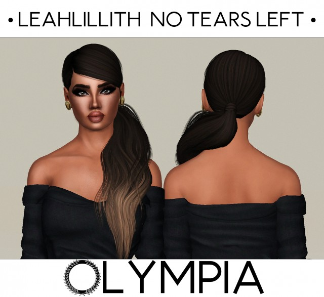 LeahLillith No Tears Left by OLYMPIA