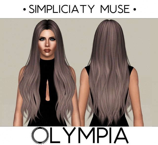 Simpliciaty Muse by OLYMPIA