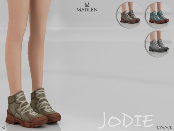 Madlen Jodie Boots by MJ95