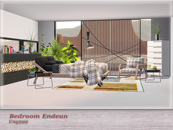 Bedroom Endeun by ung999