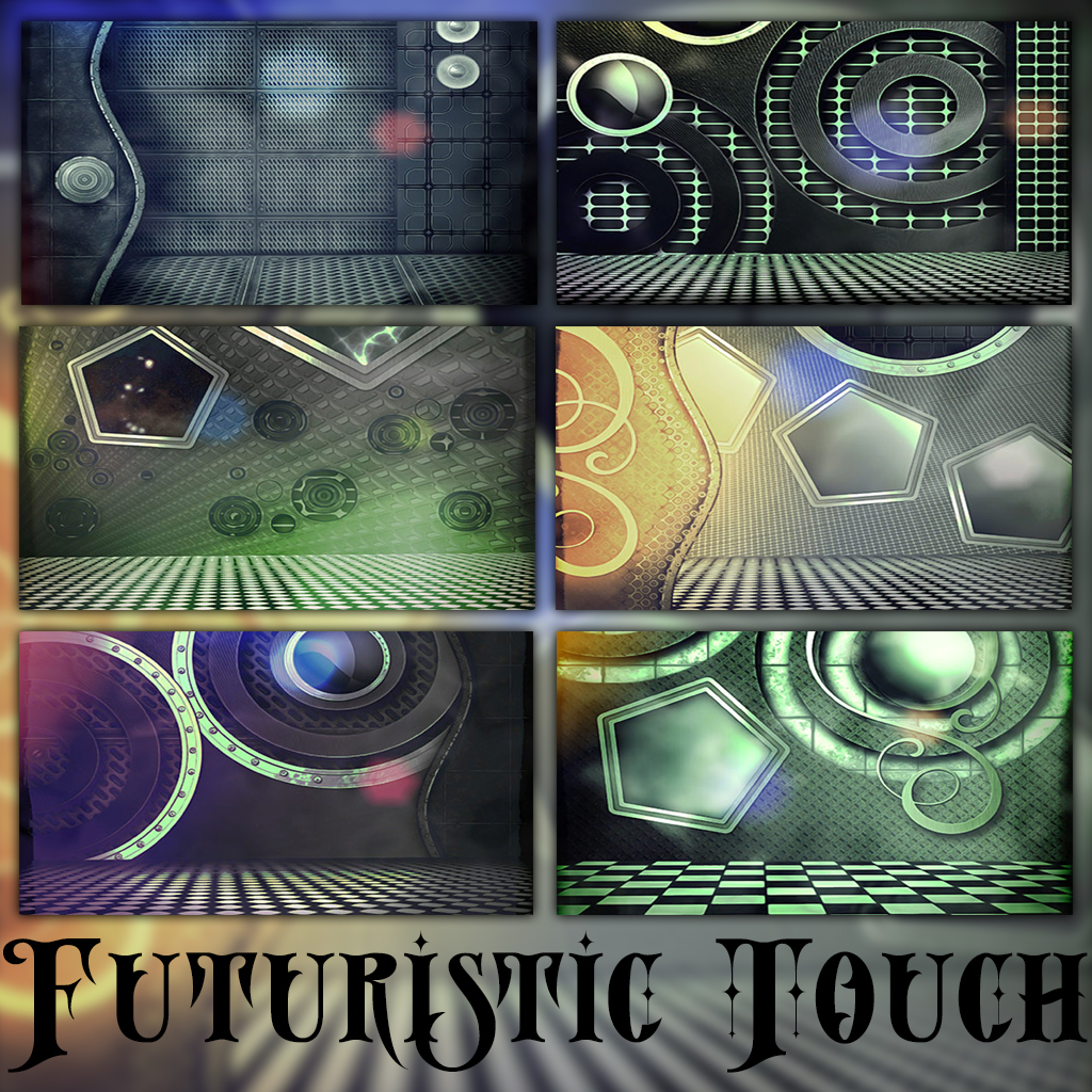 CAS Futuristic Touch by Anarchy-Cat