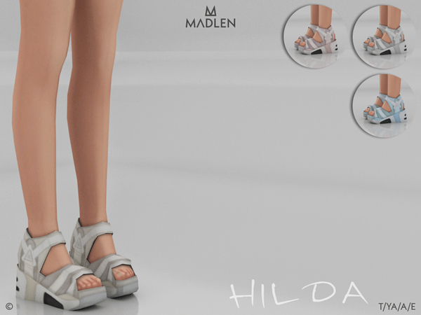 Madlen Hilda Shoes by MJ95