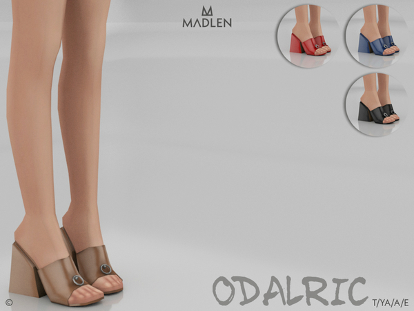 Madlen Odalric Shoes by MJ95