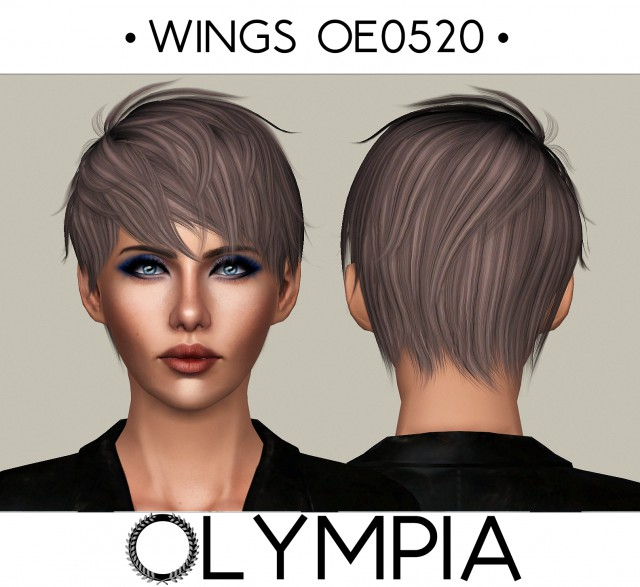 WINGS OE0520_F by OLYMPIA