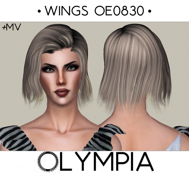 WINGS OE0830_F by OLYMPIA