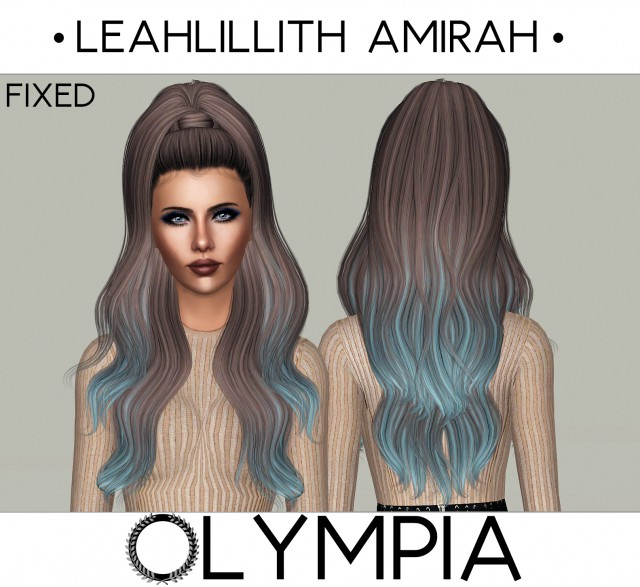 LeahLillit Amirah by OLYMPIA