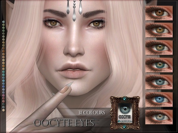 Oocyte Eyes by RemusSirion