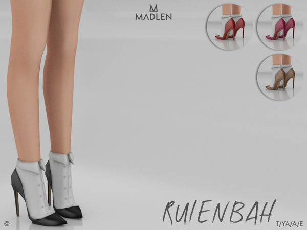 Madlen Rulenbah Shoes by MJ95