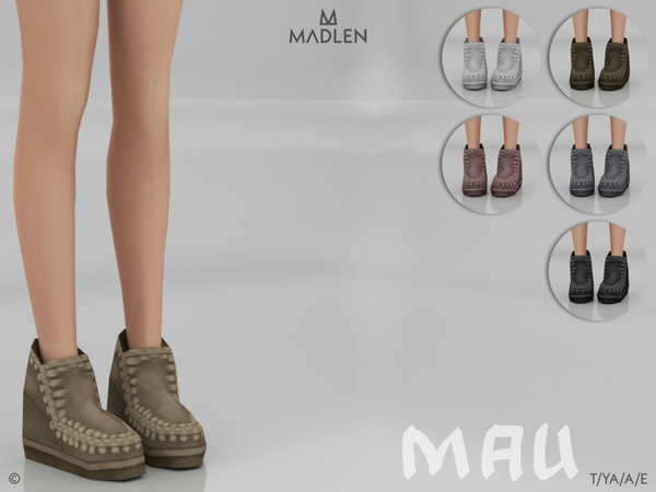 Madlen Mau Boots by MJ95