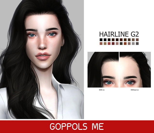 GPME Hairline G2 by GoppolsMe
