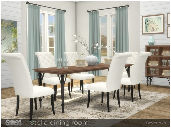 Stella diningroom by Severinka