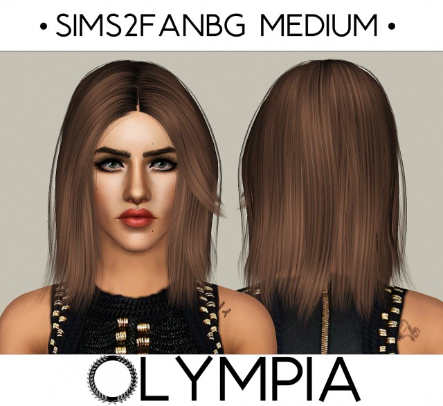 SIMS2FANBG Medium by OLYMPIA