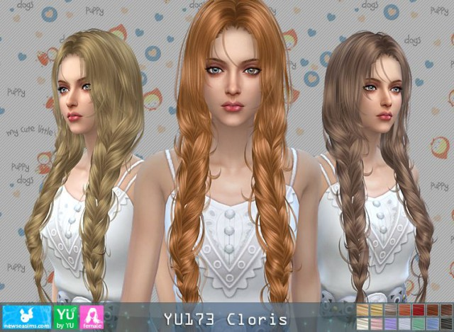 YU173 Cloris by Newsea
