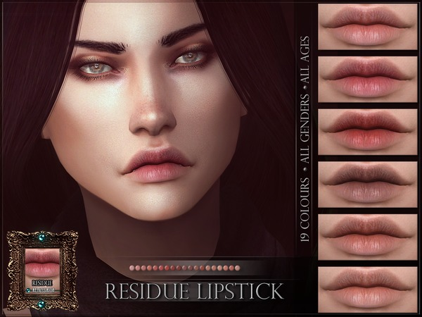 Residue Lipstick by RemusSirion
