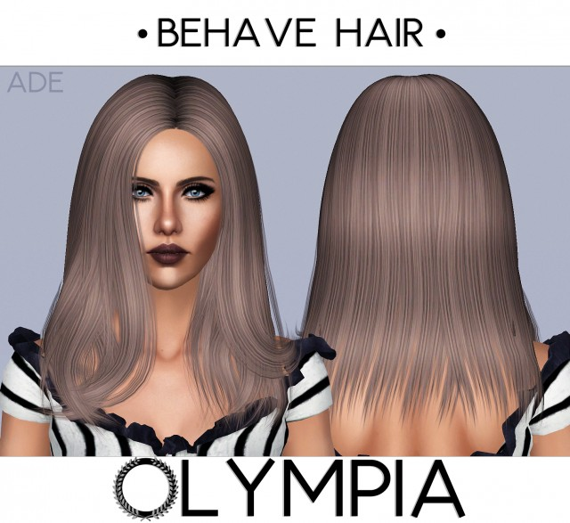 BEHAVE by OLYMPIA