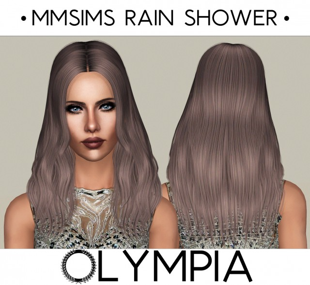 MMSIMS Rain Shower by OLYMPIA