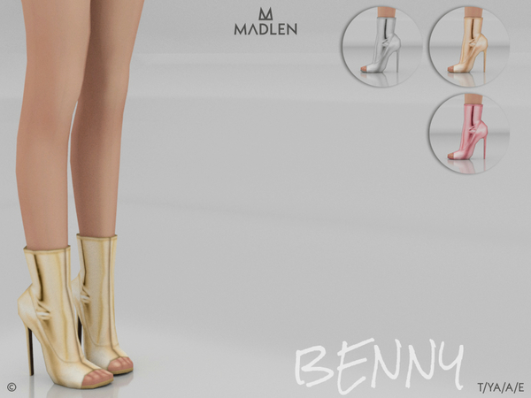 Madlen Benny Boots by MJ95