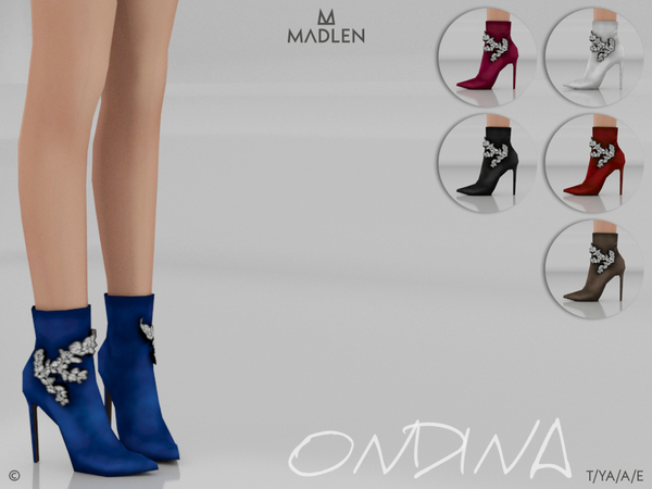 Madlen Ondina Boots by MJ95