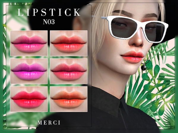 Lipstick N03 by -Merci-