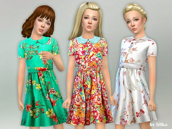 Designer Dresses Collection P114 by lillka