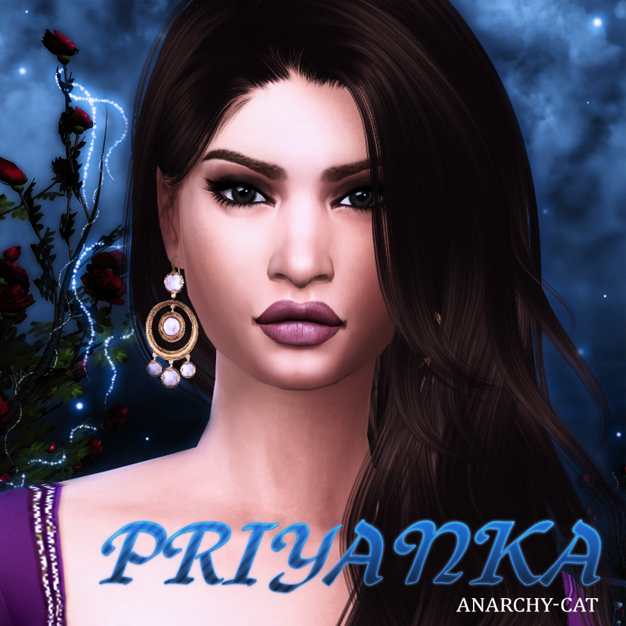 Priyanka Chopra by Anarchy-Cat