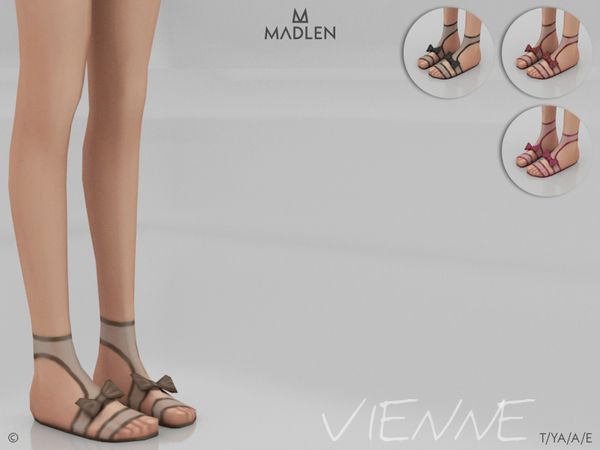 Madlen Vienne Shoes by MJ95