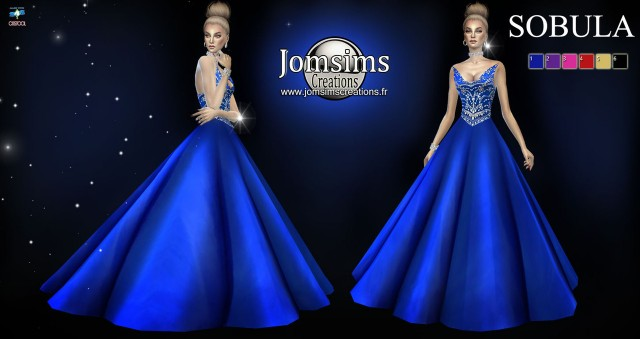 Sobula dress by jomsims