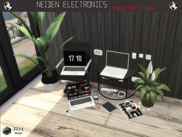 NEIDEN Electronics by RightHearted