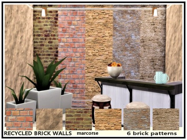 Recycled Brick Walls_marcorse