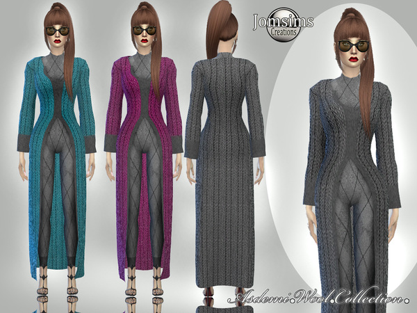 asdemi wool outfit coat 2 by jomsims