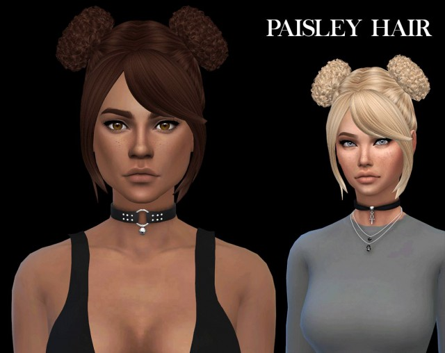 Paisley hair by Leo-Sims