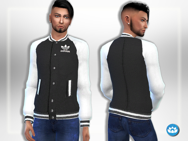 Adidas Jacket by Puresim