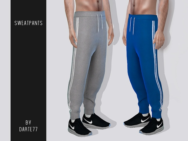 Athletic Sweatpants by Darte77