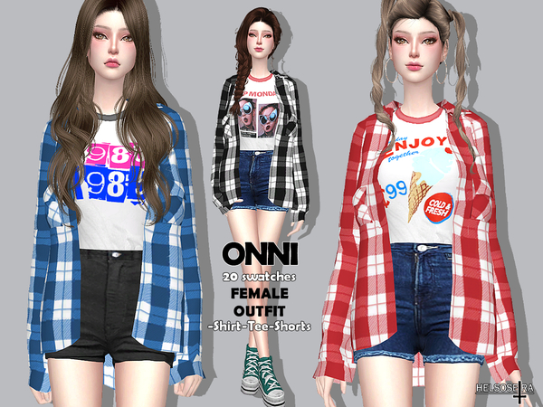 ONNI - Outfit by Helsoseira