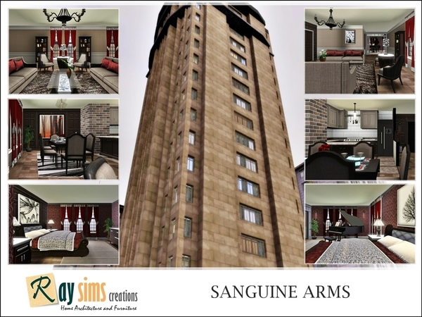 Sanguine Arms by Ray_Sims