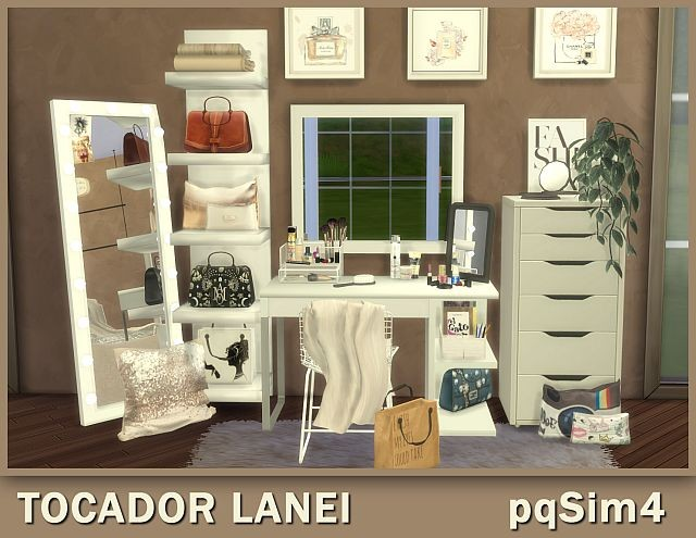 Tocador Lanei by pqSim4