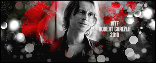 WTF Robert Carlyle 2019