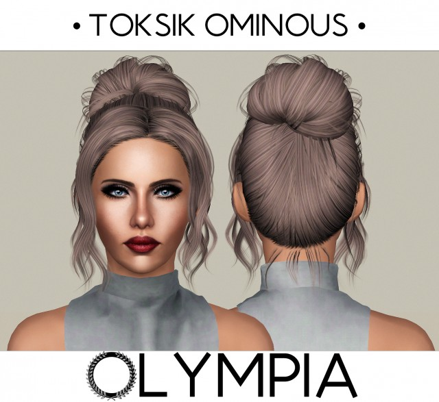 TOKSIK OMINOUS by OLYMPIA