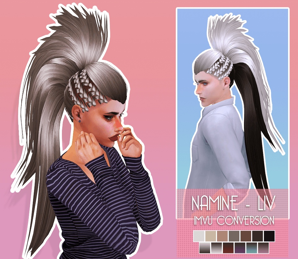 Liv_F&M_Hair by Namine