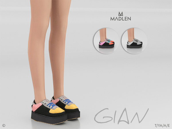 Madlen Gian Shoes by MJ95