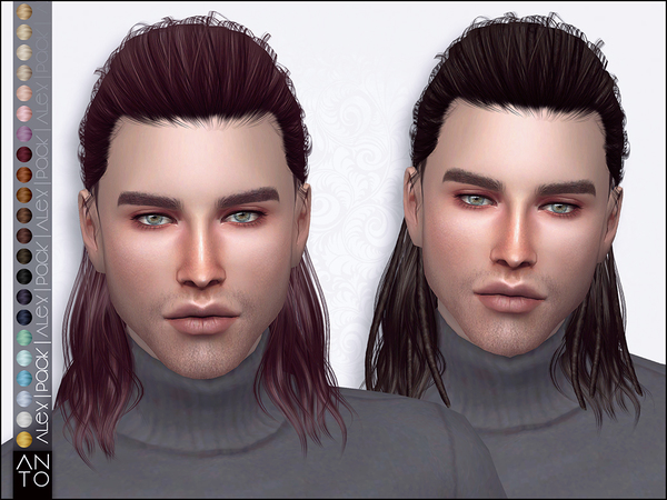 Anto - Alex (Hairstyle Pack)