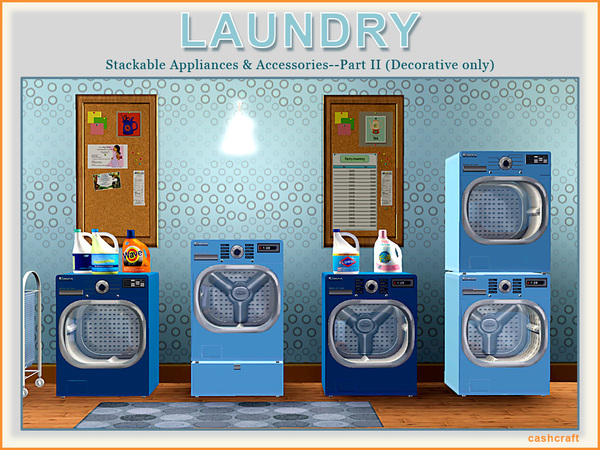 Laundry Part II by cashcraft