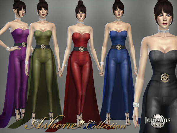 Asliene outfit 3 by jomsims