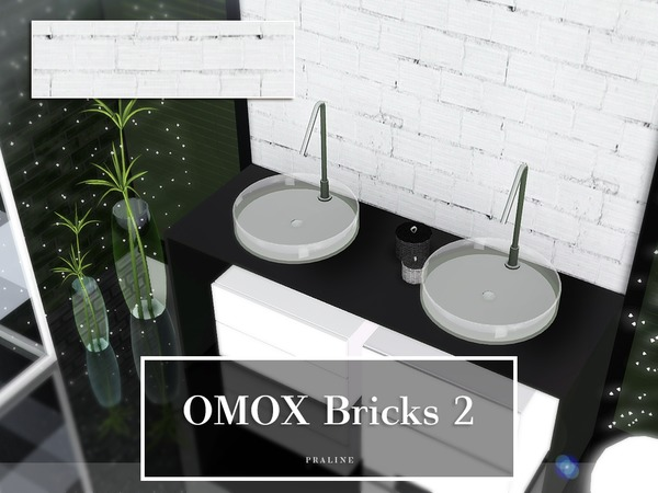 OMOX Bricks 2 by Pralinesims