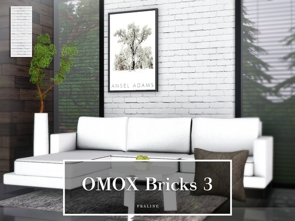 OMOX Bricks 3 by Pralinesims