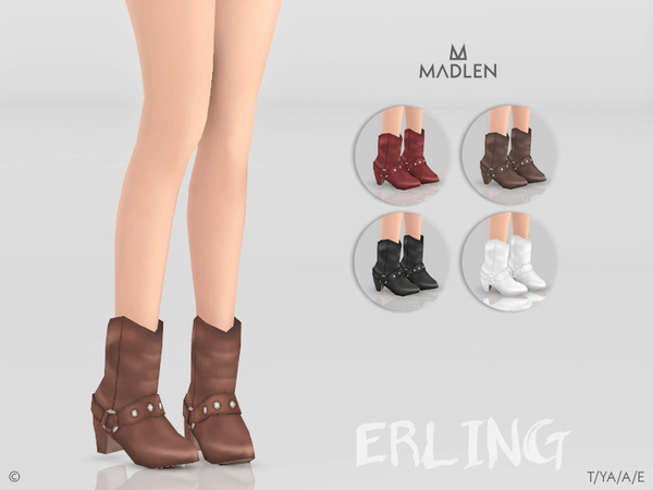 Madlen Erling Boots by MJ95