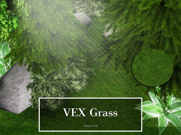 VEX Grass by Pralinesims
